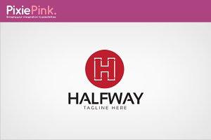Halfway Logo Template