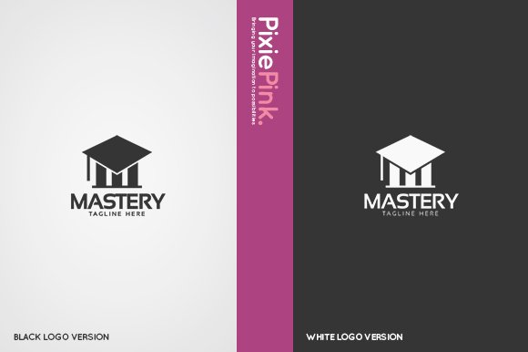 Mastery Logo Template in Logo Templates - product preview 1