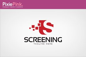 Screening Logo Template