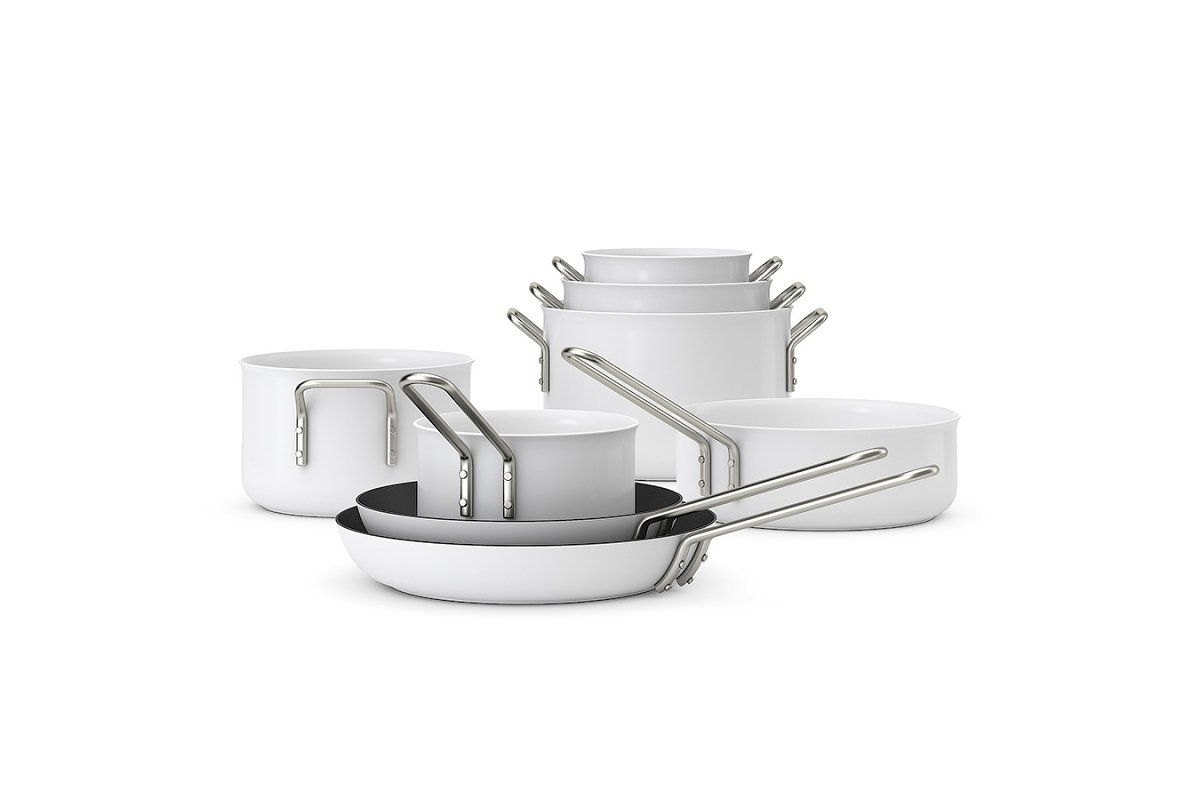 Cookware set 3d model