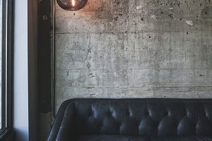 Corner of a Nice Restaurant