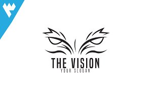 The Vision Logo