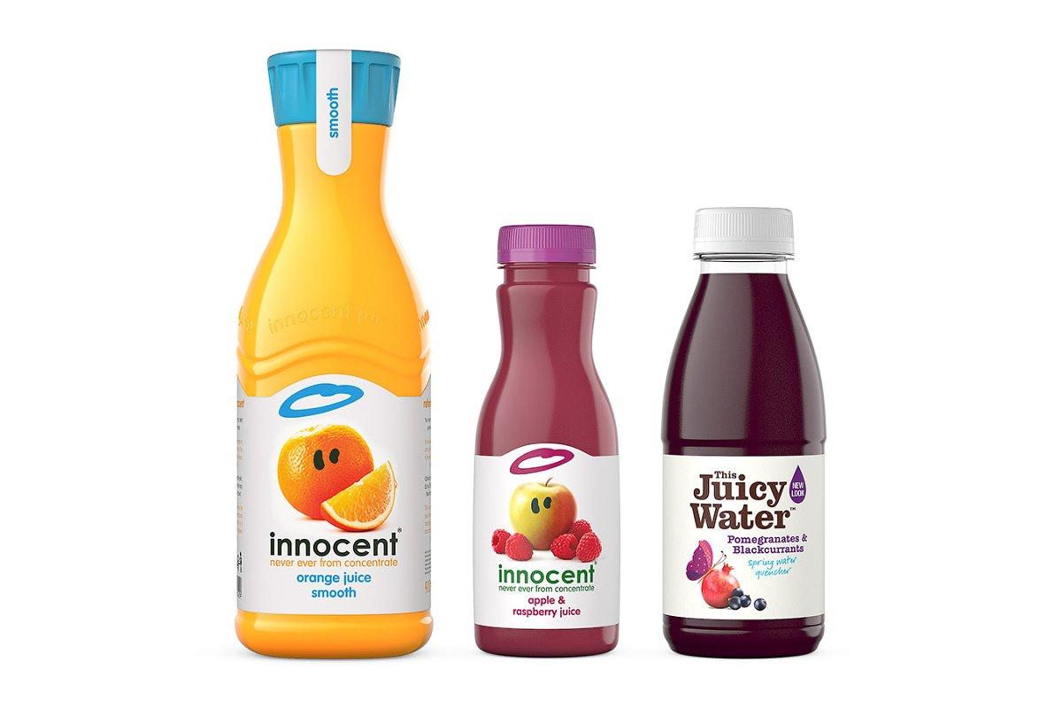 Juices 3d model