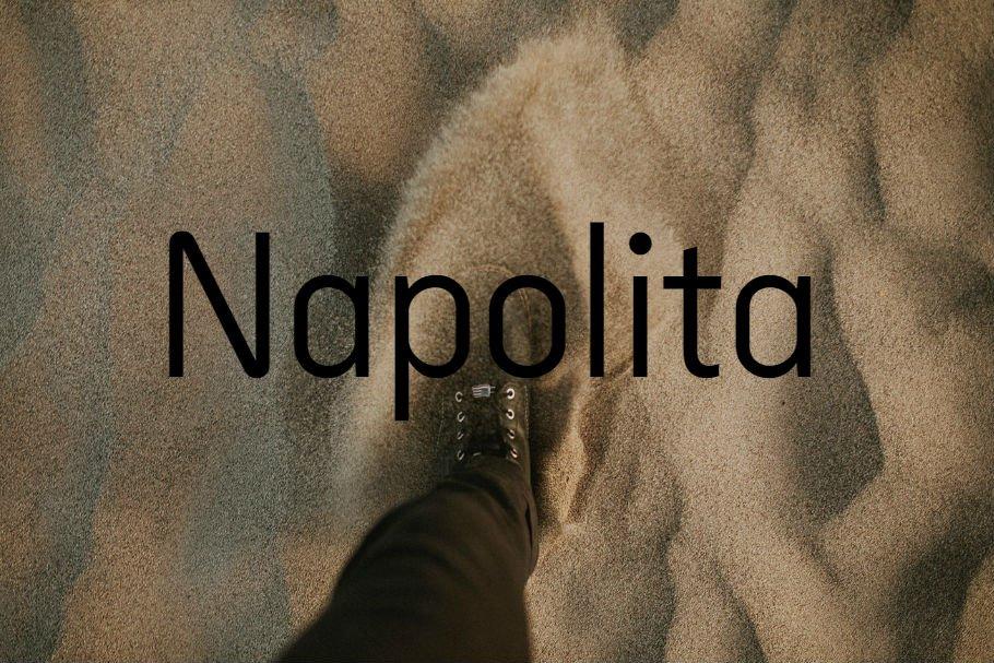 Napolita  Font