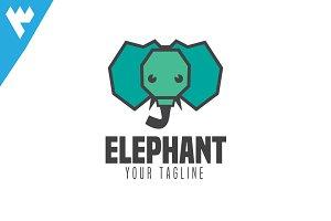 Elephant Paper Craft Logo