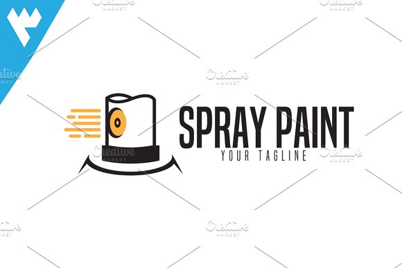 Spray paint logo spray painting kitchen cabinets for Best brand of paint for kitchen cabinets with wicked stickers