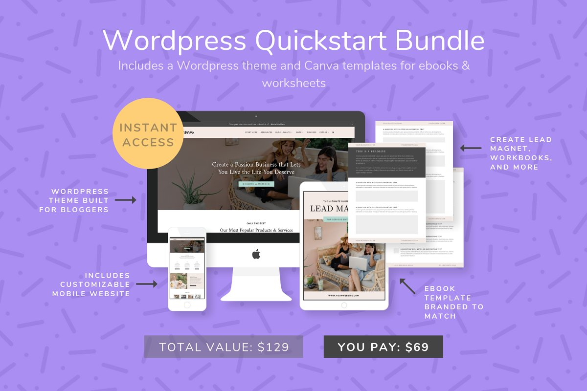 Divi Wordpress Theme Bundle