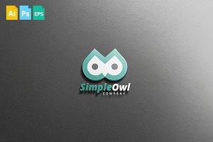 SimpleOwl Logo