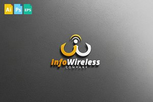InfoWireless Logo