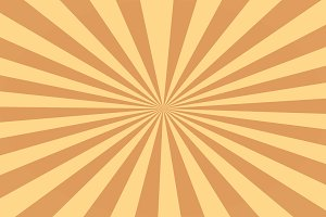 Background of yellow and brown geome