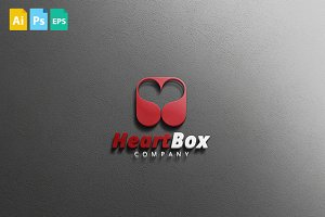 HeartBox Logo
