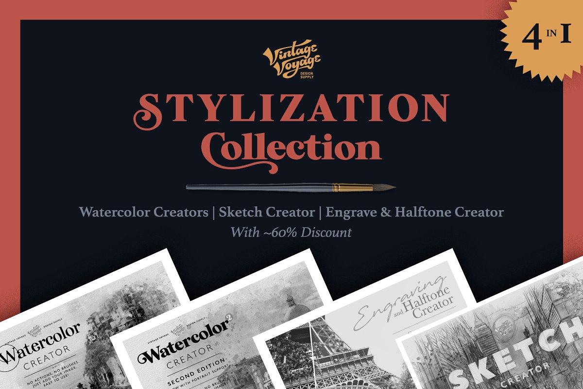VV Stylization Collection • 60% OFF