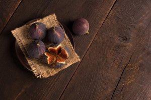 fresh figs