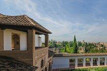 Alhambra from generalife