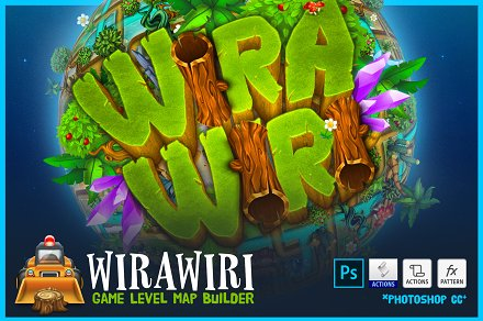 WIRAWIRI – Game Level Map Builder ~ Photoshop Add-Ons ... on map creation freeware, housing maps, map engineering company, maps of the world, maps on us, map software for os x, map maker pro, google maps mania, map captain, map of amtrak through glacier park,