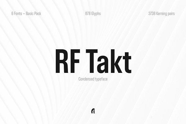 RF Takt Basic Pack