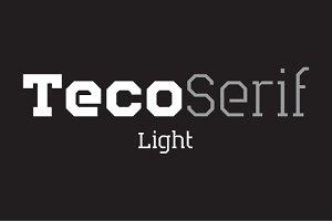Teco Serif Light