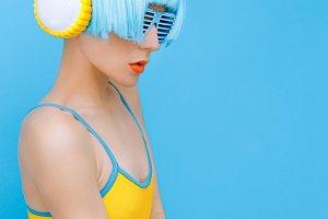 sensual DJ-lady