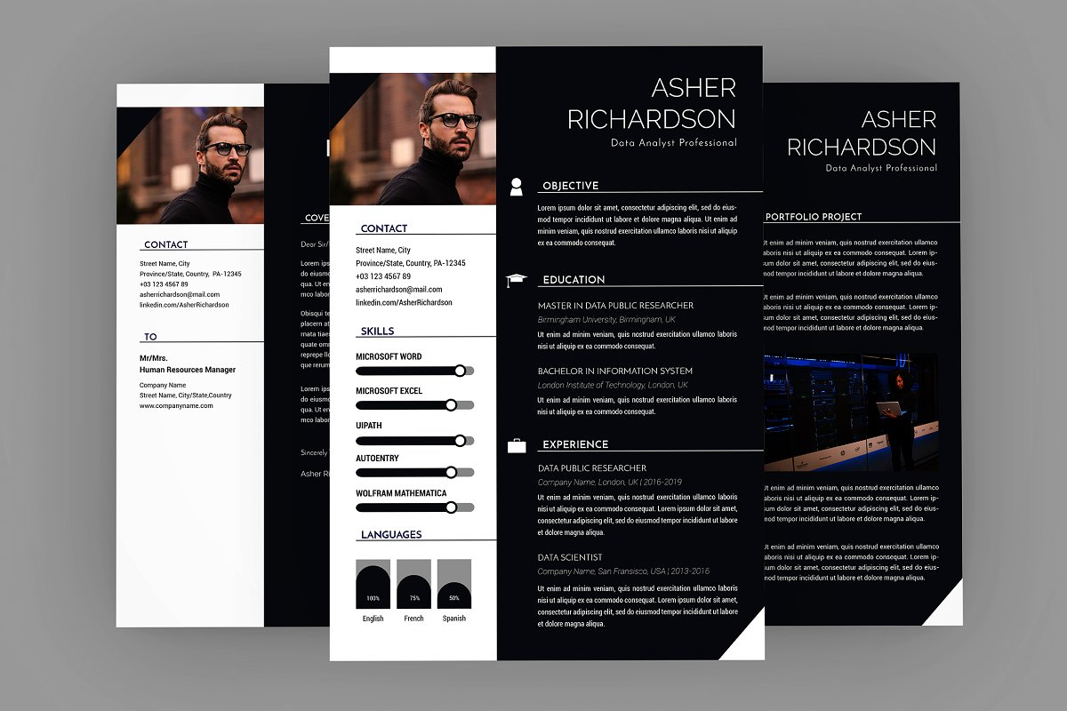 CV Commit Resume Designer