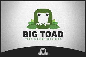 Big Toad Logo