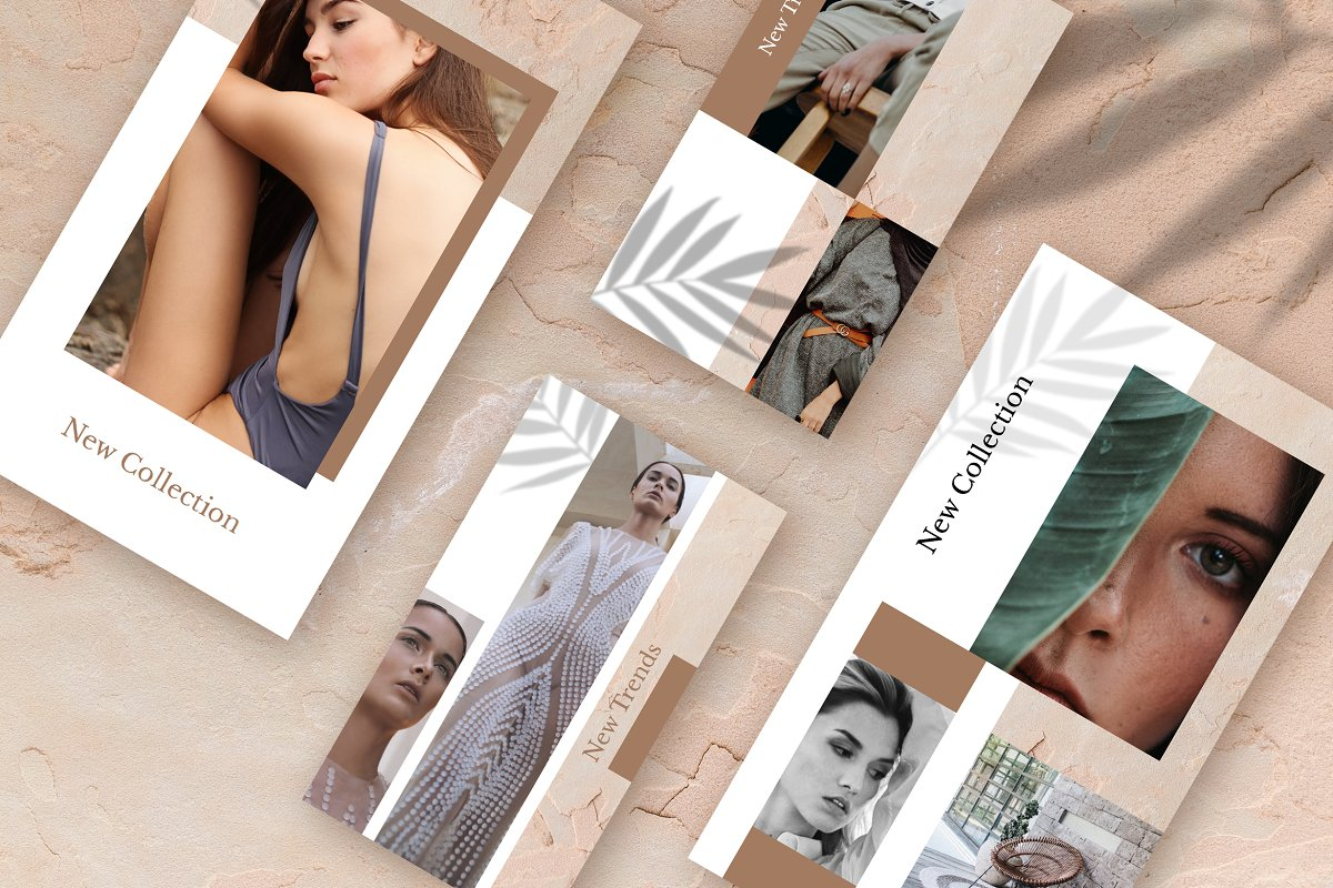 Instagram Stories Kit (Vol.34) in Instagram Templates - product preview 2