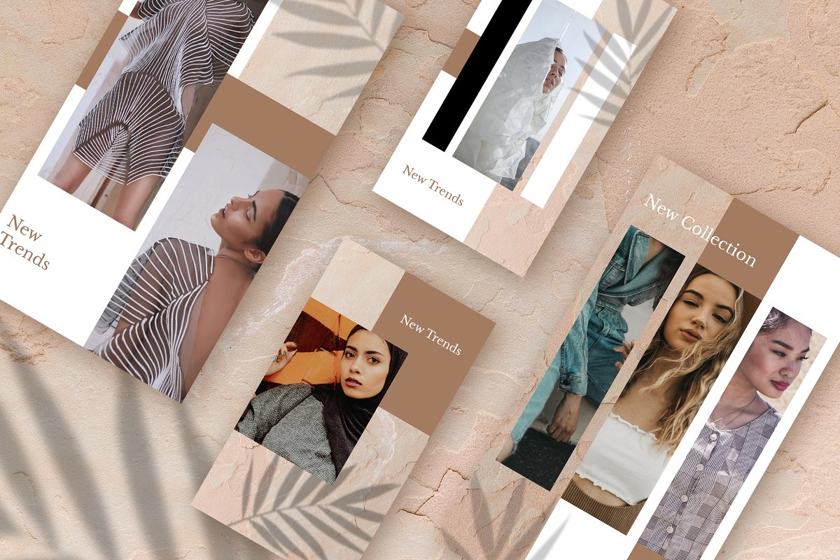 Instagram Stories Kit (Vol.34) in Instagram Templates - product preview 3