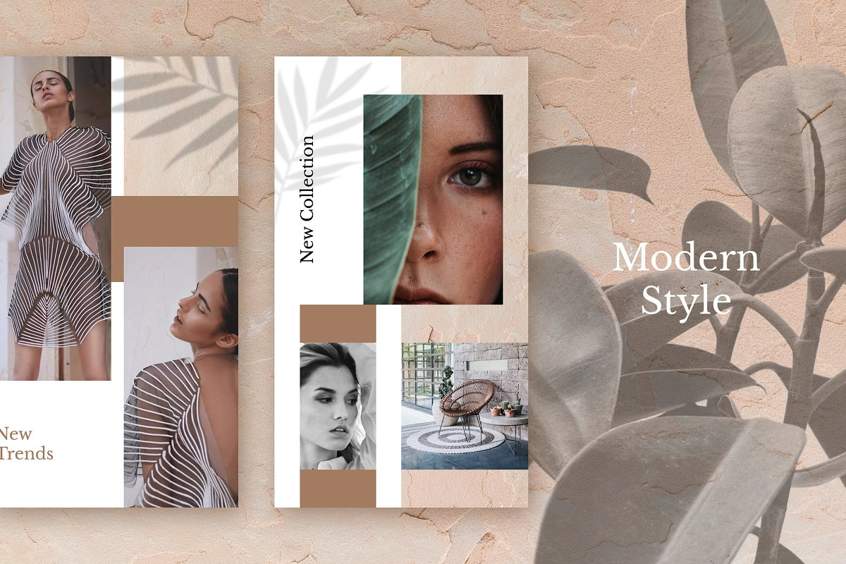 Instagram Stories Kit (Vol.34) in Instagram Templates - product preview 5