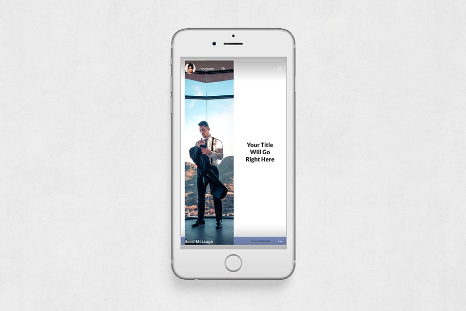 Boss Life Animated Instagram Stories in Instagram Templates - product preview 5
