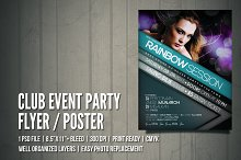 Club Event Party Flyer / Poster