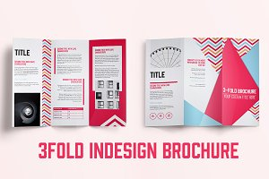 Indesign - 3Fold Brochure