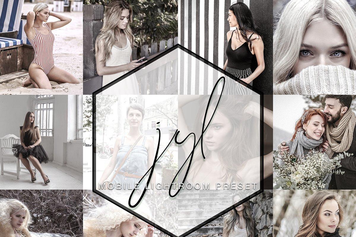 Mobile Lightroom - Jyl