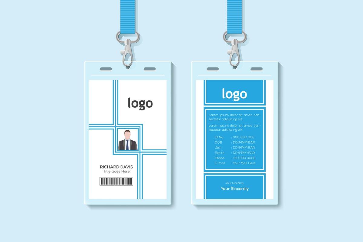 Minimal Card Design