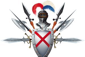 Knight's mascot