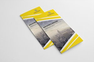 InDesign: Business Brochure-V183