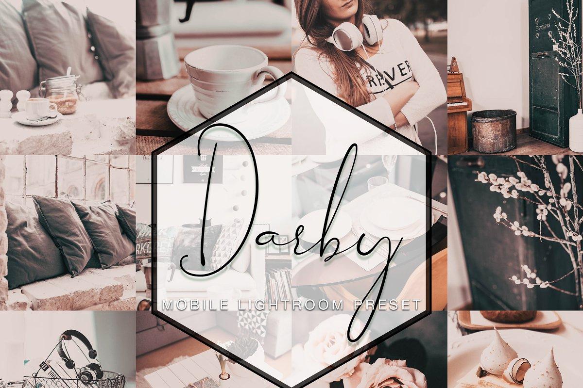 Mobile Lighroom - Darby