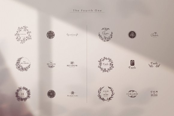SYZYGY Bundle 90 Logos in Logo Templates - product preview 4