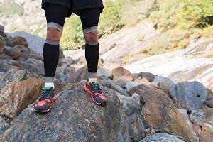 ultratrail running sneakers