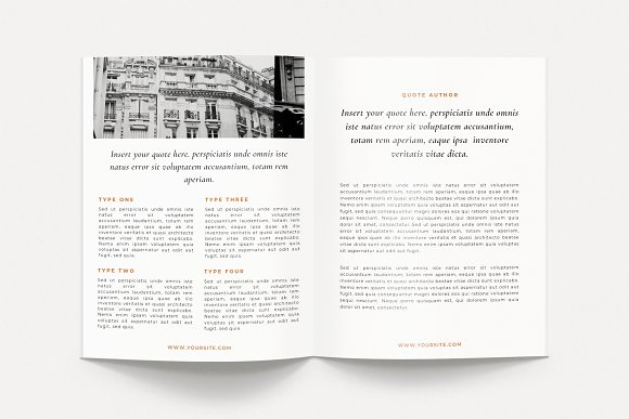 Renwick Ebook   Canva in Magazine Templates - product preview 4