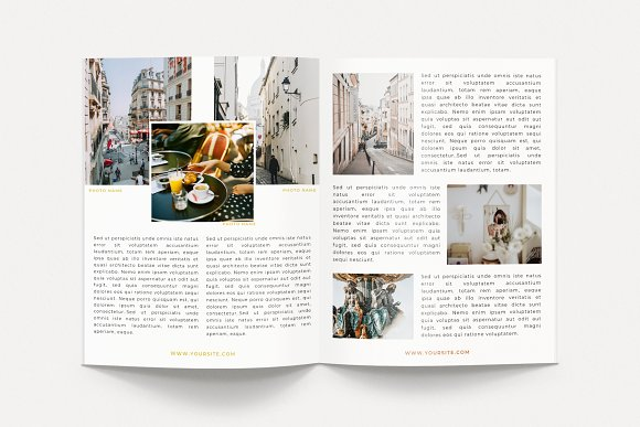 Renwick Ebook   Canva in Magazine Templates - product preview 8