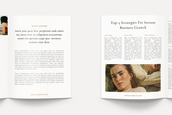 Renwick Ebook   Canva in Magazine Templates - product preview 9