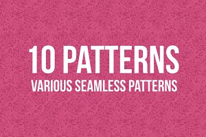 Various Seamless Pattern 2