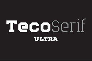 Teco Serif Ultra