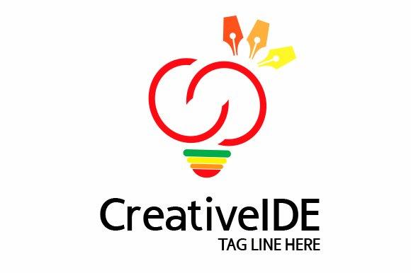 Infinity Creative Idea Logo Template Creative Daddy border=