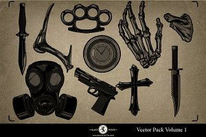 Vector Pack Volume 1