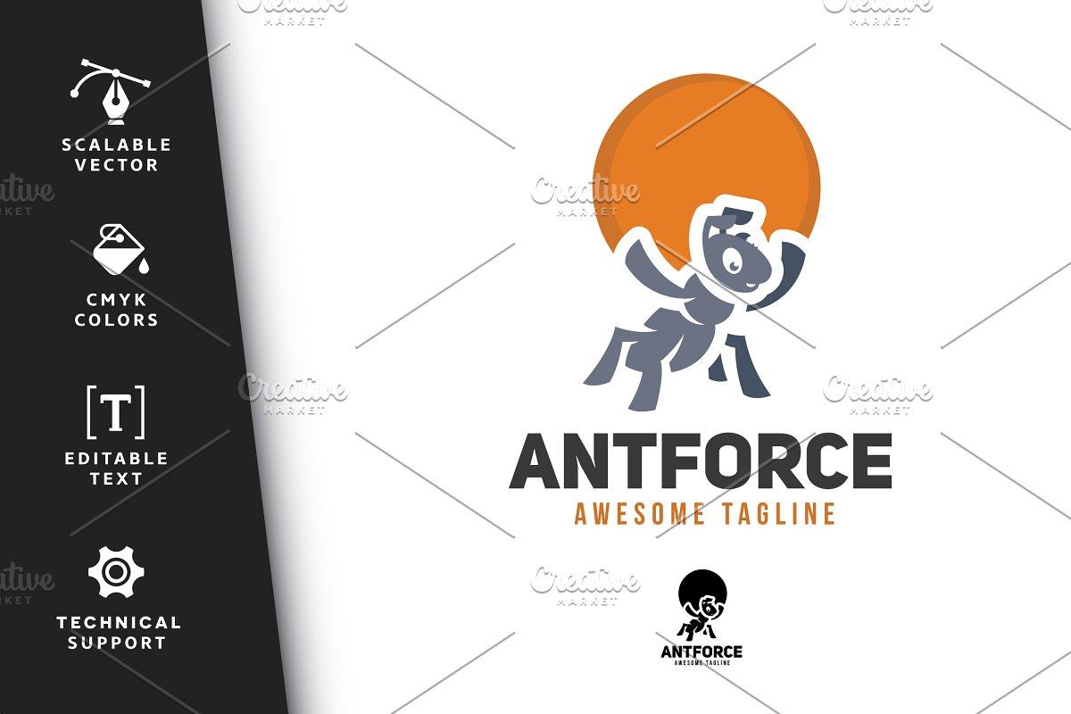 Antforce Logo