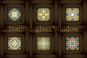 Stained-glass window Design