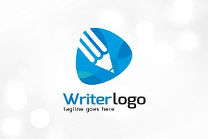 Writer Logo Template