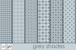 Grey digital paper