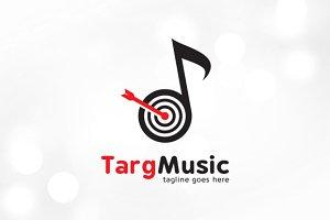 Target Music Logo Template