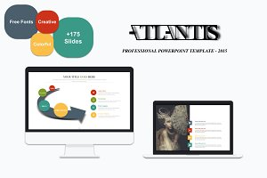 Atlantis Powerpoint Template